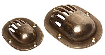 bronze intake strainers