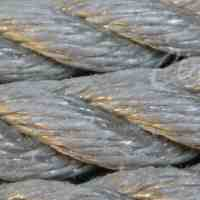 Yacht rope for sail boat sheets & halyards